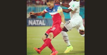 Clint Dempsey – USA Soccer