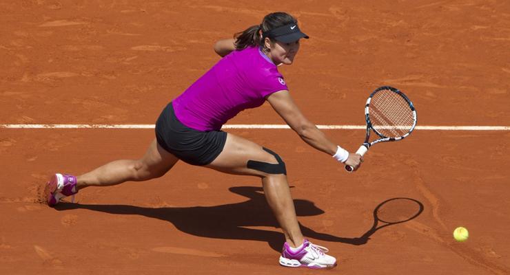 TENNIS: French Open-McHale vs Li