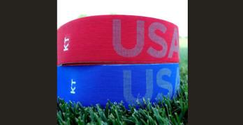 USA Soccer Team using KT Tape