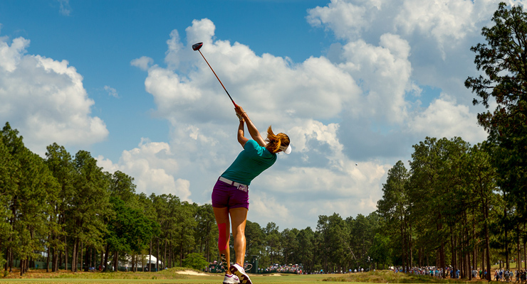 Photo: (Copyright USGA/John Mummert)