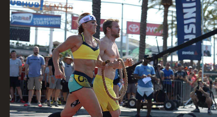 Photo: CrossFit Games