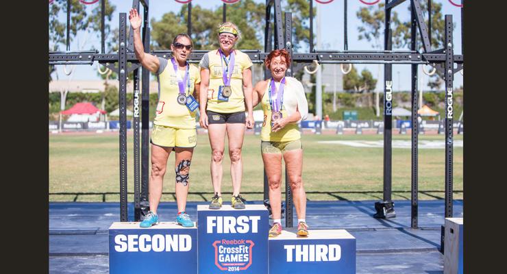 CrossFit Games 2014 Over 60 Women